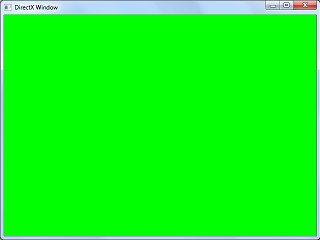 DirectX Window