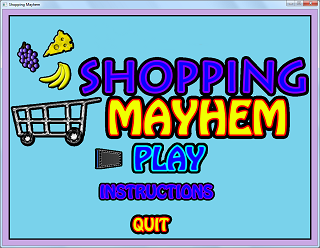 Shopping Mayhem